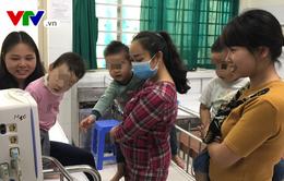 Hà Nội: Hơn 700 ca mắc tay chân miệng