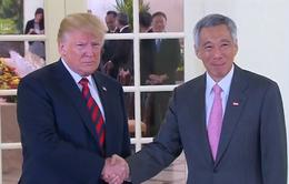 Tổng thống Donald Trump gặp gỡ song phương Thủ tướng Lý Hiển Long