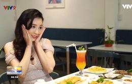 Hồ Quỳnh Hương khoe dẻo dai nhờ ăn chay hơn 10 năm