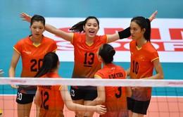 Lịch trực tiếp bóng chuyền nữ U19 châu Á hôm nay (12/6): U19 Việt Nam đối mặt U19 Nhật Bản