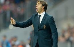 Julen Lopetegui sẽ là tân HLV của Real Madrid mùa giải tới