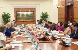 Việt Nam nỗ lực thúc đẩy bình đẳng giới