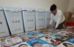 Hàn Quốc: Tỷ lệ cử tri bỏ phiếu bầu cử địa phương đạt mức cao
