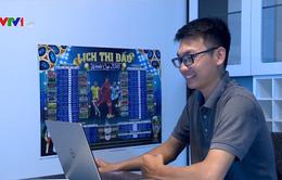 Nhiều cổ động viên Việt Nam đến Nga để xem World Cup