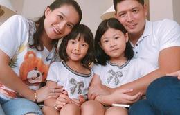 """Vợ """"đại gia"""" của Bình Minh tiết lộ """"chiêu"""" giữ gia đình trước sóng gió"""