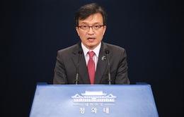 Hàn Quốc để ngỏ khả năng tạm ngừng các cuộc tập trận chung với Mỹ