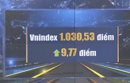 VN-Index bất ngờ tăng vọt, chinh phục thành công mốc 1.030