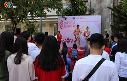 Giới trẻ tò mò vây quanh nhân tượng truyền thông bệnh Thalassemia