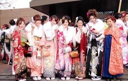 Nhật Bản hạ độ tuổi trưởng thành