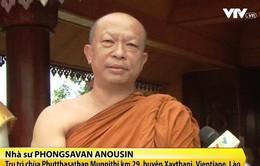 Nhà sư Lào gốc Việt với các hoạt động vì cộng đồng