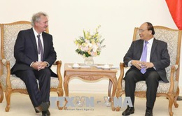 Thúc đẩy hợp tác với Luxembourg phát triển thị trường tài chính, ngân hàng