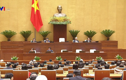 Bế mạc kỳ họp thứ 5, Quốc hội khóa XIV