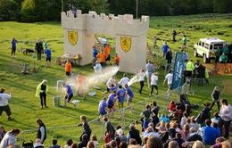 Bảo tồn lễ hội thể thao cổ đại tại Anh