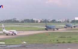 Đường băng sân bay Nội Bài và Tân Sơn Nhất xuống cấp nghiêm trọng