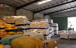 Bắt quả tang kho chứa 100 tấn đường nhập lậu ở Quảng Nam
