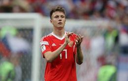 Thêm bằng chứng khẳng định Golovin đã ký với Chelsea