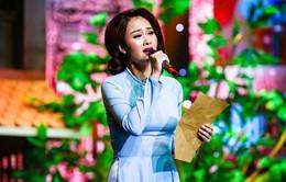 """Sài Gòn đêm thứ 7: Chờ đợi Hà Thúy Anh sâu lắng với """"Hỡi người tình"""""""