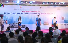 """Lan tỏa thông điệp ATGT đến cộng đồng qua hội thi """"Sinh viên lái xe ô tô an toàn năm 2018"""""""