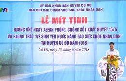 Cần Thơ: Mít tinh hưởng ứng Ngày ASEAN phòng chống sốt xuất huyết 15/6