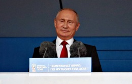 Bài phát biểu khai mạc World Cup 2018 của Tổng thống Nga Vladimir Putin