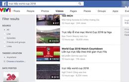 VTV chặn hàng trăm website và tài khoản mạng xã hội vi phạm bản quyền FIFA World Cup™ 2018