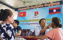 Tuổi trẻ hai tỉnh Quảng Trị - Savanakhet (Lào) thắt chặt tình đoàn kết, hữu nghị