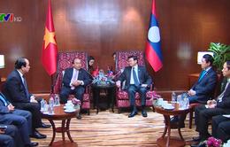 Việt Nam luôn dành ưu tiên cao nhất cho việc tăng cường quan hệ gắn bó đặc biệt với Lào
