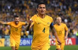 Huyền thoại bóng đá Australia tuyên bố giải nghệ