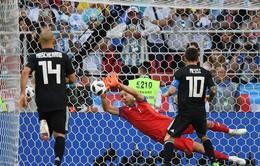 Thủ thành ĐT Iceland tiết lộ bí quyết đánh bại Messi ở quả phạt đền