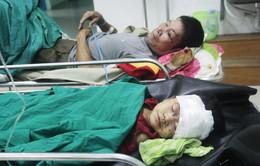 Vụ xe khách lao xuống vực sâu tại Kon Tum: Các nạn nhân đã qua cơn nguy kịch