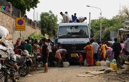 Khủng hoảng nước sạch nghiêm trọng ở Ấn Độ