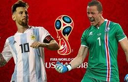 Lịch thi đấu và trực tiếp FIFA World Cup™ 2018 ngày 16, rạng sáng 17/6: Chờ đợi Pháp và Argentina xuất quân