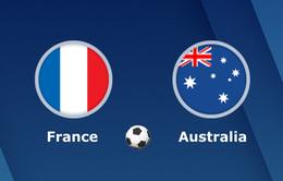 """16h hôm nay, dự đoán đội chiến thắng trận Pháp - Australia cùng """"Võ đoán"""" 2018 FIFA World Cup™"""