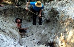 Quảng Nam chuẩn bị trùng tu địa đạo sau hơn 50 năm bị vùi lấp
