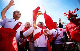 Tăng 25kg để mua được vé xem FIFA World Cup™ 2018