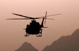 Trực thăng cứu nạn mất tích tại Trung Quốc