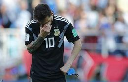 """FIFA World Cup™ 2018: """"Argentina nên mạnh dạn gạch tên Lionel Messi"""""""