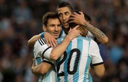 Gặp Iceland, tam tấu Messi – Aguero – Di Maria đá ngay từ đầu
