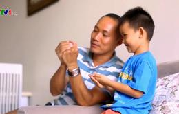 """UNICEF phát động chiến dịch """"Người cha tuyệt vời"""" nhân Ngày của Cha"""