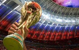 4 cặp đấu tứ kết FIFA World Cup™ 2018 chính thức được xác định