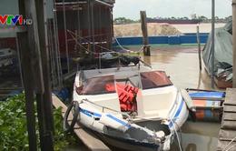 Khẩn trương khắc phục vụ tai nạn đường thủy tại An Giang