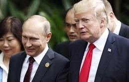 Tổng thống Mỹ Donald Trump xác nhận kế hoạch gặp Tổng thống Nga Putin