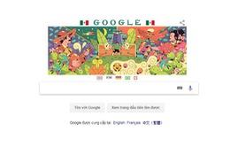 Hưởng ứng FIFA World Cup™ 2018, doodle của Google hôm nay có gì đặc biệt?