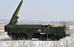 Nga thử tên lửa đạn đạo tầm ngắn Iskanker