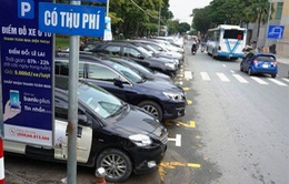 TP.HCM lùi thời điểm thu phí đỗ xe vỉa hè