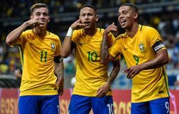 Lịch thi đấu và trực tiếp FIFA World Cup™ 2018 ngày 17, rạng sáng 18/6: ĐT Đức và Brazil xuất trận