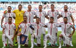 Chấm điểm FIFA World Cup™ 2018: Kolarov, Savic sáng nhất trận Serbia - Costa Rica