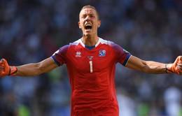 Thủ môn Iceland cứu 11m nhờ... làm bài tập về nhà