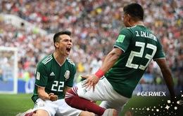 HIGHLIGHTS Hiệp 1: Đức 0–1 Mexico (Bảng F FIFA World Cup™ 2018)