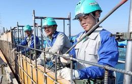 Nhật Bản thông qua 126 biện pháp thu hút lao động nước ngoài